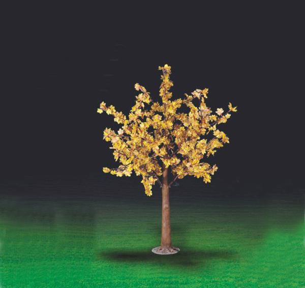 LED树灯-黄色