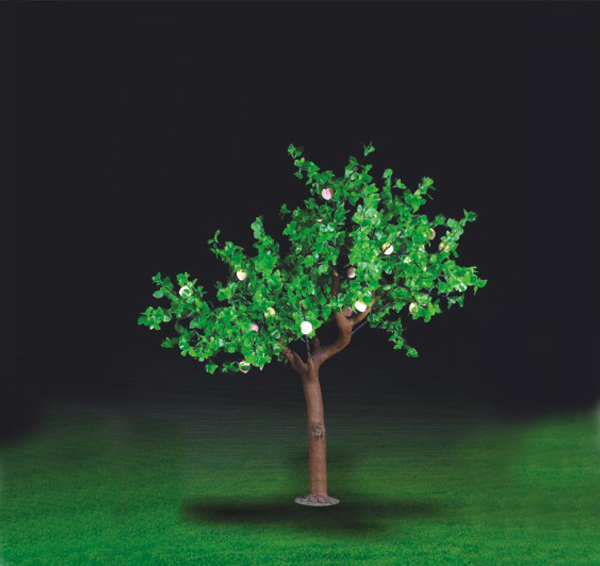 LED树灯-绿色